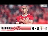 HIGHLIGHTS: SL Benfica 4-0 CS Marítimo