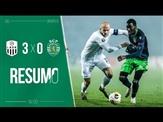 Liga Europa | Resumo: Lask Linz x Sporting CP