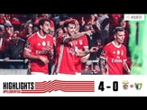 HIGHLIGHTS: SL Benfica 4-0 FC Famalicão