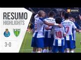 Highlights | Resumo: FC Porto 3-0 Tondela (Liga 19/20 #14)