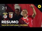 Benfica 2-1 SC Braga - Resumo | SPORT TV
