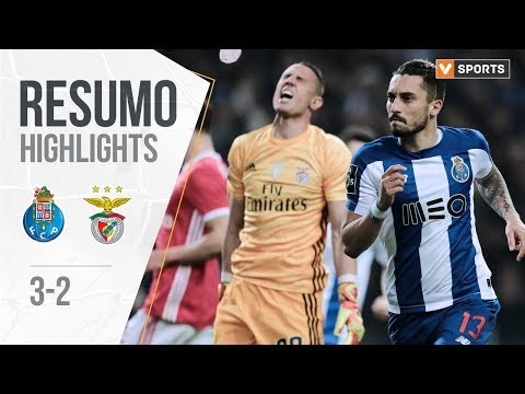 Highlights   Resumo: FC Porto 3-2 Benfica (Liga 19/20 #20)