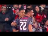 Goal | Golo Vinícius: Gil Vicente 0-(1) Benfica (Liga 19/20 #22)