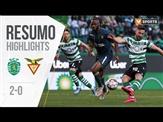 Highlights | Resumo: Sporting 2-0 Desp. Aves (Liga 19/20 #24)