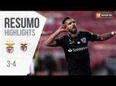 Highlights | Resumo: Benfica 3-4 Santa Clara (Liga 19/20 #28)