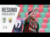Highlights | Resumo: Marítimo 2-0 Benfica (Liga 19/20 #29)