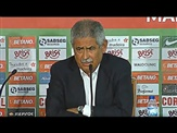 Luis Filipe Vieira - Conferência imprensa Marítimo 2 x 0 Benfica