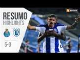Highlights | Resumo: FC Porto 5-0 Belenenses (Liga 19/20 #30)