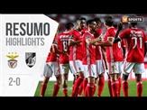 Highlights | Resumo: Benfica 2-0 Vitória SC (Liga 19/20 #32)