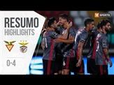 Highlights | Resumo: Desp. Aves 0-4 Benfica (Liga 19/20 #33)