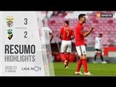 Highlights | Resumo: Benfica 3-2 SC Farense (Liga 20/21 #3)