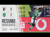 Highlights   Resumo: Portimonense 0-2 Sporting (Liga 20/21 #3)