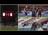 Aston Villa Vs Liverpool 7-2 Goal And Highlights