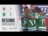Highlights | Resumo: Santa Clara 1-2 Sporting (Liga 20/21 #5)