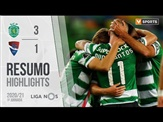 Highlights | Resumo: Sporting 3-1 Gil Vicente (Liga 20/21 #1)