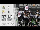 Highlights | Resumo: Boavista 3-0 Benfica (Liga 20/21 #6)