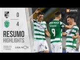 Highlights | Resumo: Vitória SC 0-4 Sporting (Liga 20/21 #7)