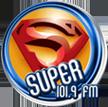 Logotipo Super Fm - Voltar à pagina de entrada