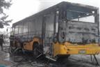 Incêndio devora quatro machimbombos em Maputo
