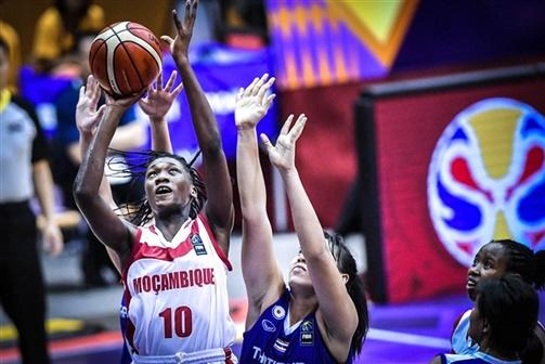 Camarões acolhe Afrobasket femenino 2021
