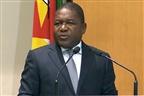 """PR Nyusi diz que """"o país já começou a receber apoio no combate ao terrorismo"""""""