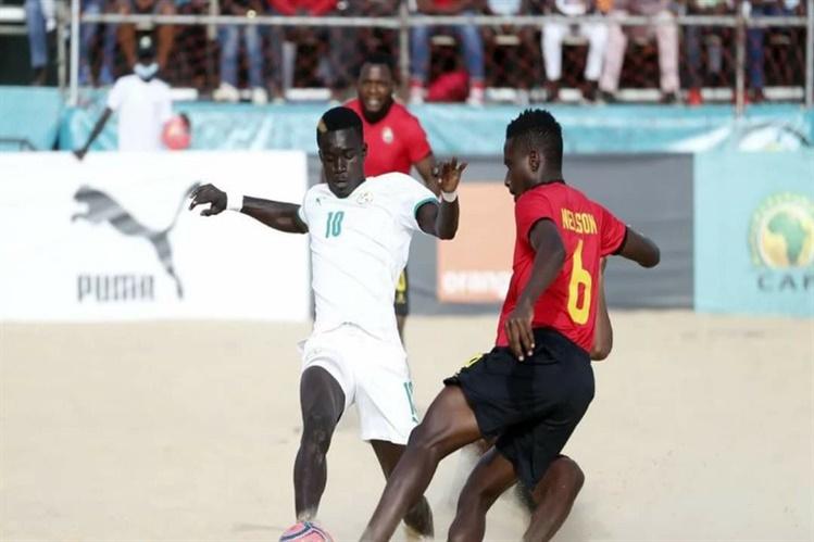 Futebol de Praia: FMF premeia vice-campeões africanos