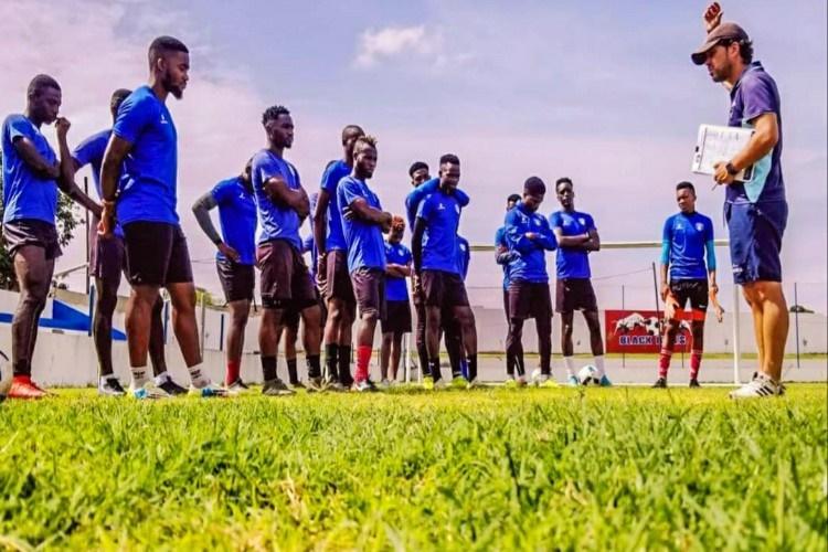 ABB reconhece ter enfrentado dificuldades na vitória frente ao Incomáti