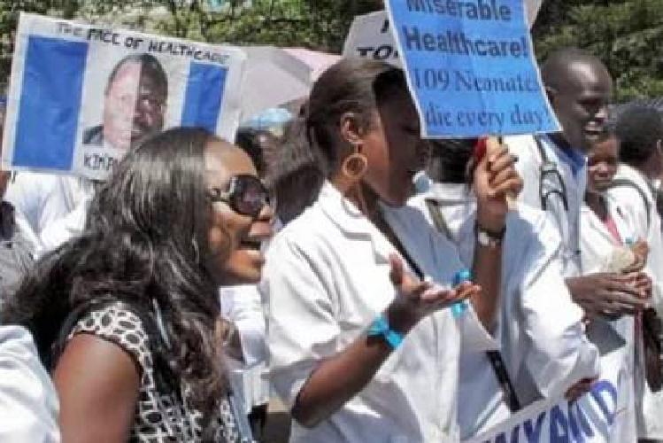 Greve de pessoal médico para hospitais e centros de saúde na Guiné-Bissau