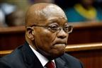 Zuma diz que África do Sul não tem legitimidade para julgá-lo