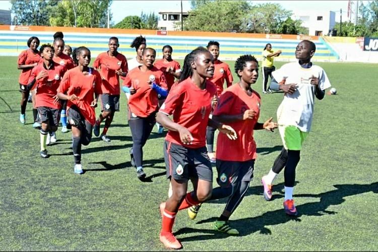 GOSAFA 2021: Selecção feminina trabalha a todo gás e diz estar preparada para o Torneio