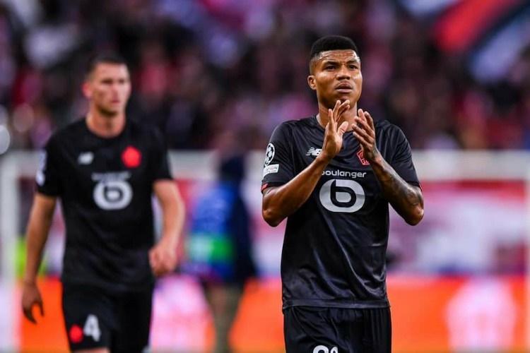 Lille de Reinildo continua sem vencer na Champions após empate com Sevilha