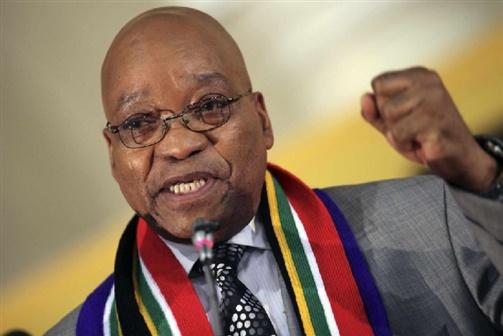 Ex-presidente sul-africano Zuma acusa procurador de divulgar dados