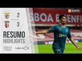 Highlights | Resumo: Benfica 2-3 SC Braga (Liga 20/21 #7)